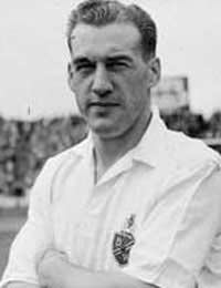 Nat Lofthouse Nathaniel Lofty Bolton