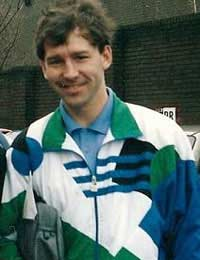 Bryan Robson Captain Marvel West